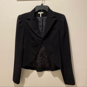 Vintage tuxedo blazer